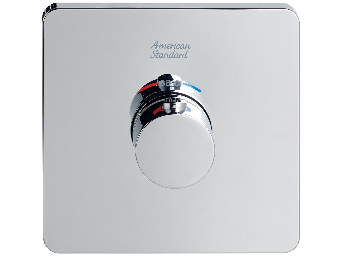 American Standard Thermostatic Mixer Chrome
