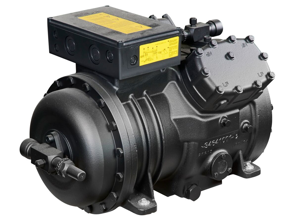 Tecumseh Semi Hermetic Compressor SH4615Z