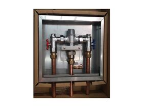 Wilkins Aqua Gard Stainless Steel Cabinet 20mm