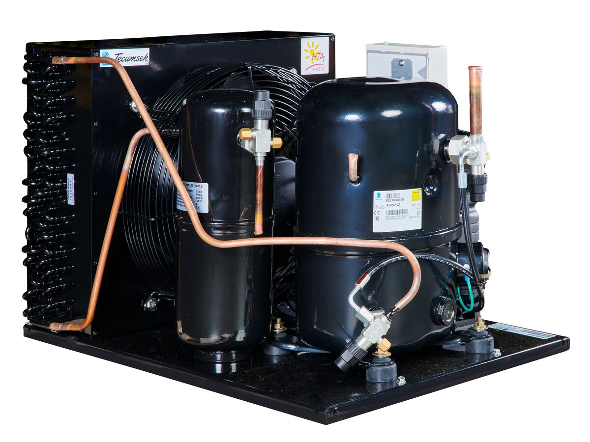 Tecumseh Condensing Unit 2hp R404A LBP FHt2480ZBR-2