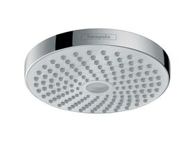Hansgrohe Croma Select S Overhead Shower White/ Chrome (3 Star)