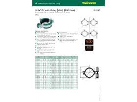 Specification Sheet - Walraven Bifix G2 (NEW) M10