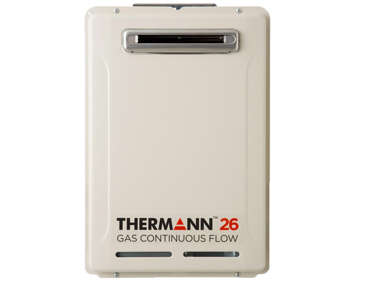 Thermann 6 Star 26ltr Continuous Flow Hot Water Unit