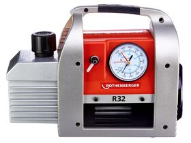 Rothenberger Roairvac 6.0 R32 Two Stage Vacuum Pump 170 ltr/min 1000001231