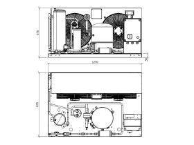 Ryker Dairy Unit GH144MHA1-2 7hp