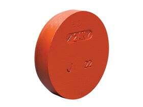 Roll Groove Cap (Painted) 32mm