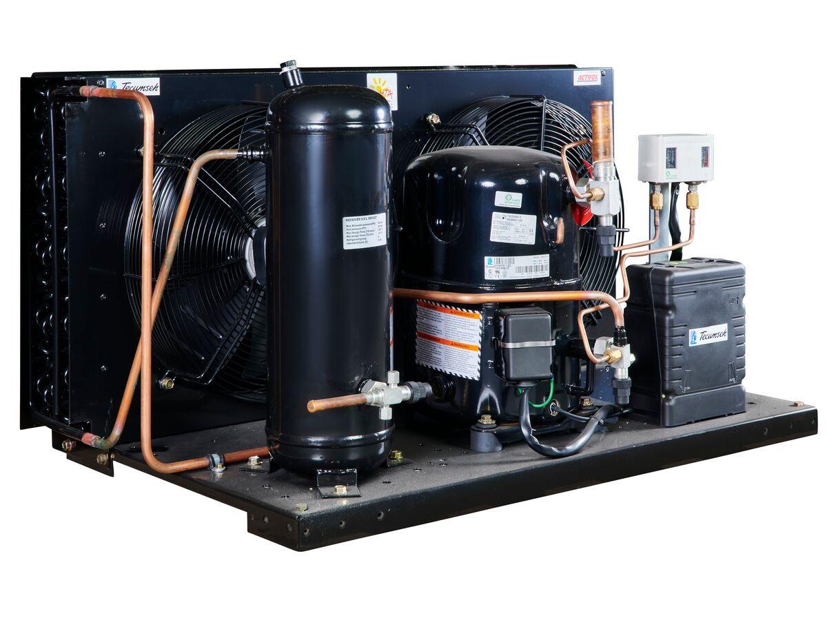 Tecumseh HTA Condensing Unit 5HP R404 MHBP TAGT4561ZHR-2