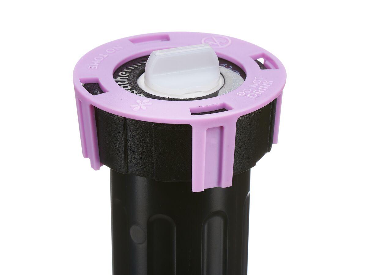 Weathermatic Max Pop-Up Spray Lilac Cap