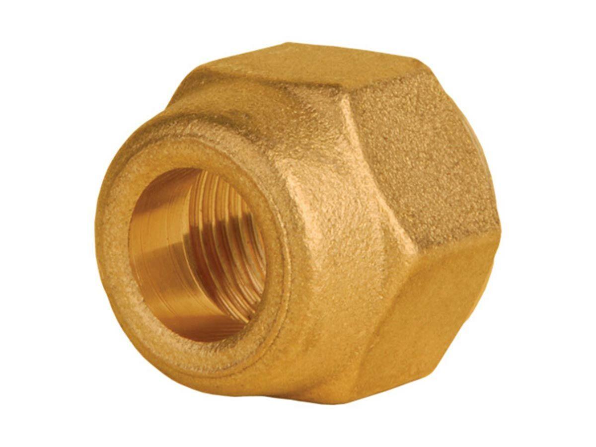 Short Barrel Flare Nut