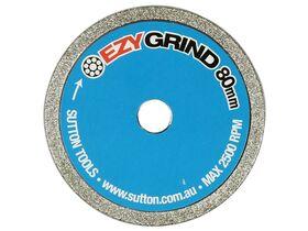 Ezygrind Replacement Discs 80mm (Pack 2)