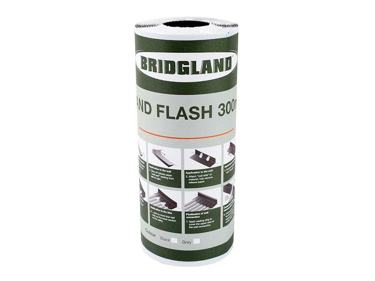 Bridgland Flashing - Grey 300mm x 5mtr