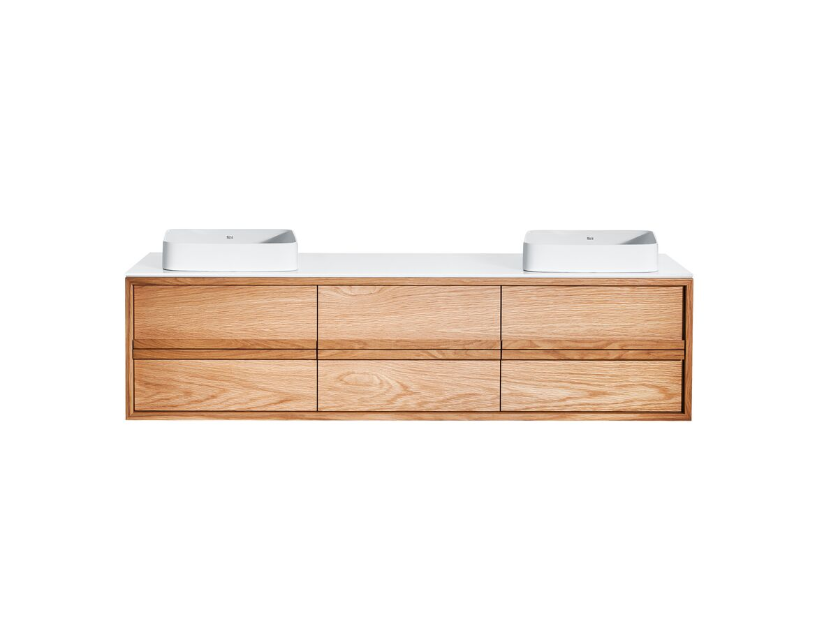 Issy Z8 Semi Inset Drawer Vanity Unit