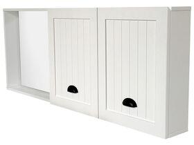 Kado Era Mirrored Shaving Cabinet 2 Door 1200mm