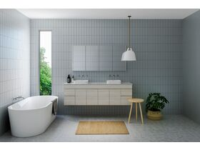 Showerama / Posh / Milli / Roca Bathroom Setting
