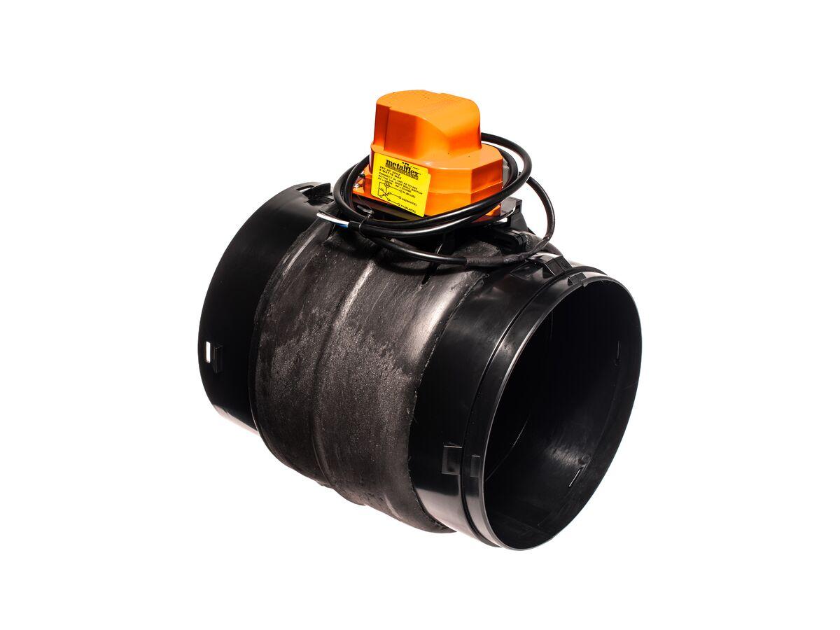 ZoneBoss Plastic Motor Damper 3NM 24V 400mm
