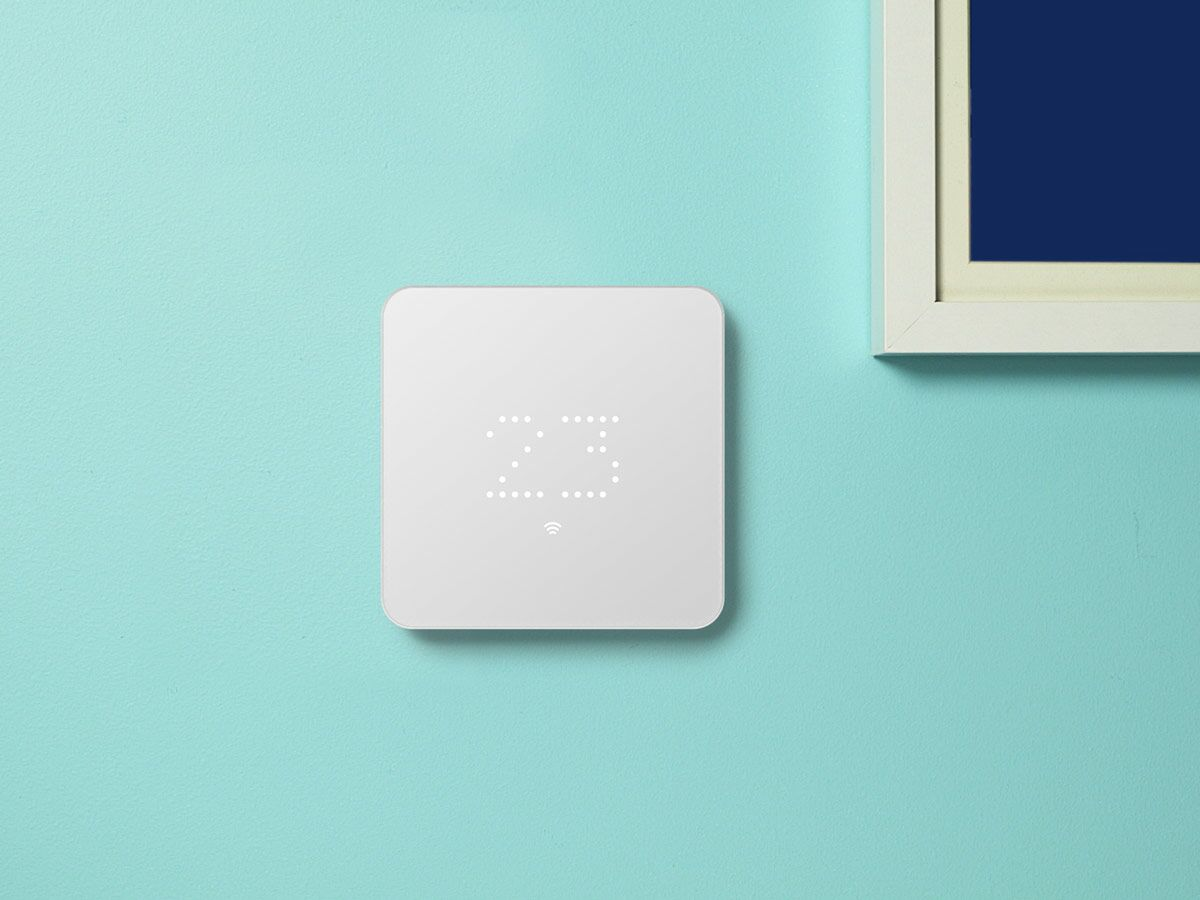 Zen Thermostat WiFi Edition White