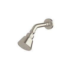 Scala Shower Head & Arm LUX PVD Brushed Oyster Nickel (3 Star)