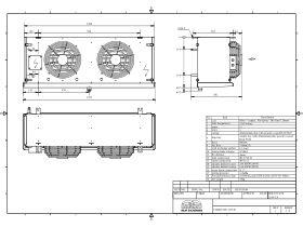 Cabero Pro Low Temperature CH4B2-30E-1 with EVD Ice