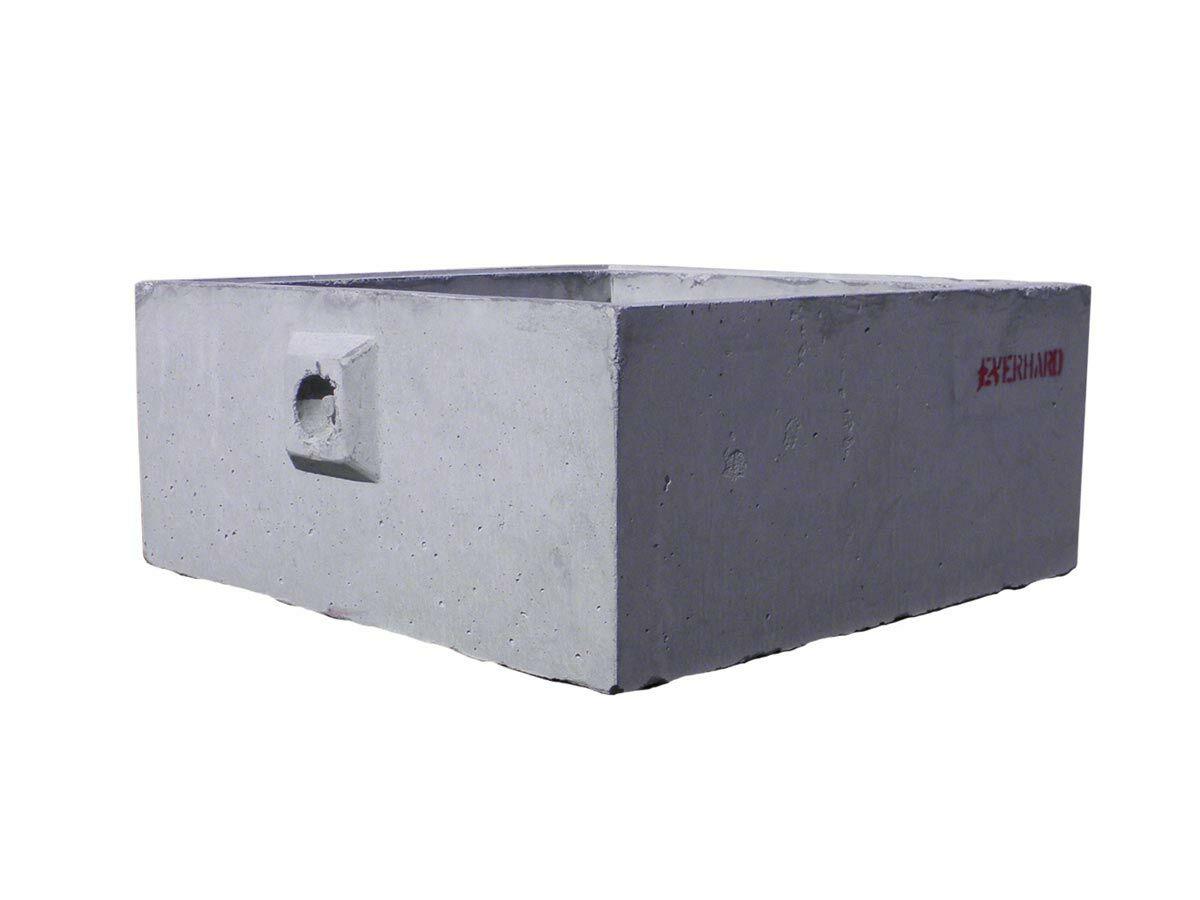 Concrete Sewer Pit Riser 600mm x 600mm x 300mC3053:C3067m