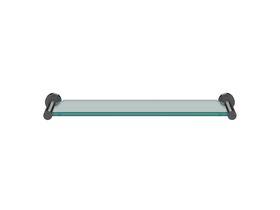 Scala Vanity Shelf LUX PVD Brushed Smoke Gunmetal
