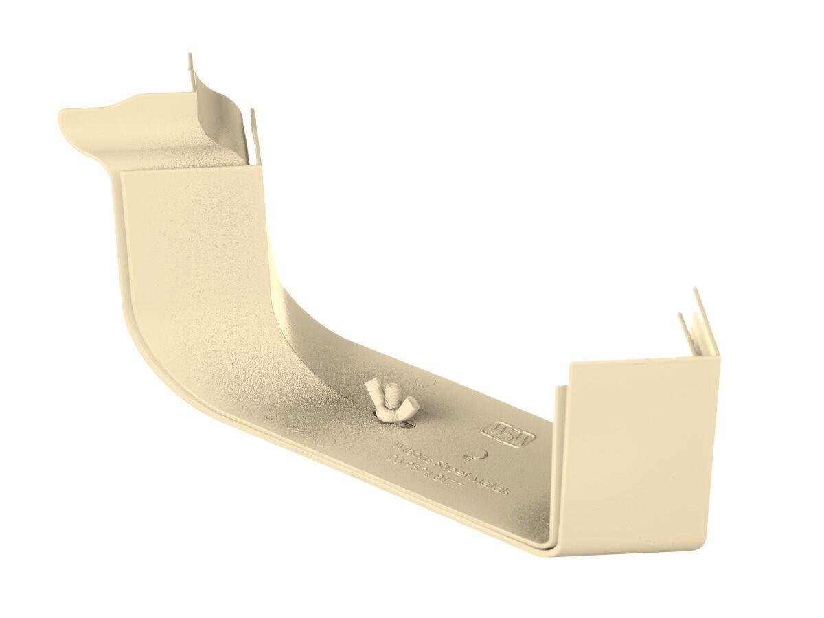 Quad Angle Cast Internal 90 Degree 115mm Classic Cream