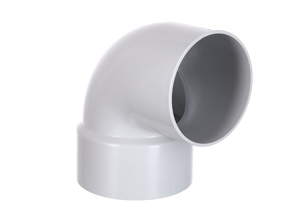 DWV In Pipe Elbow 100mm x 90 Degree