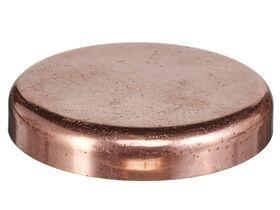 """Cap - Copper Fab (5"""") 125mm"""""""