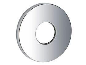 Posh Solus MK3 Shower Mixer Cover Plate Chrome
