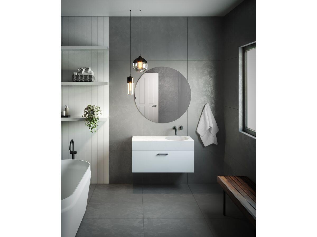 Neo Slimline Wall Hung Vanity Unit 1000mm White