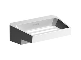 Sonia S2 Wall Mounted Soap Dish White