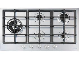Franke Designer 90cm Gas Cooktop Stainless Steel