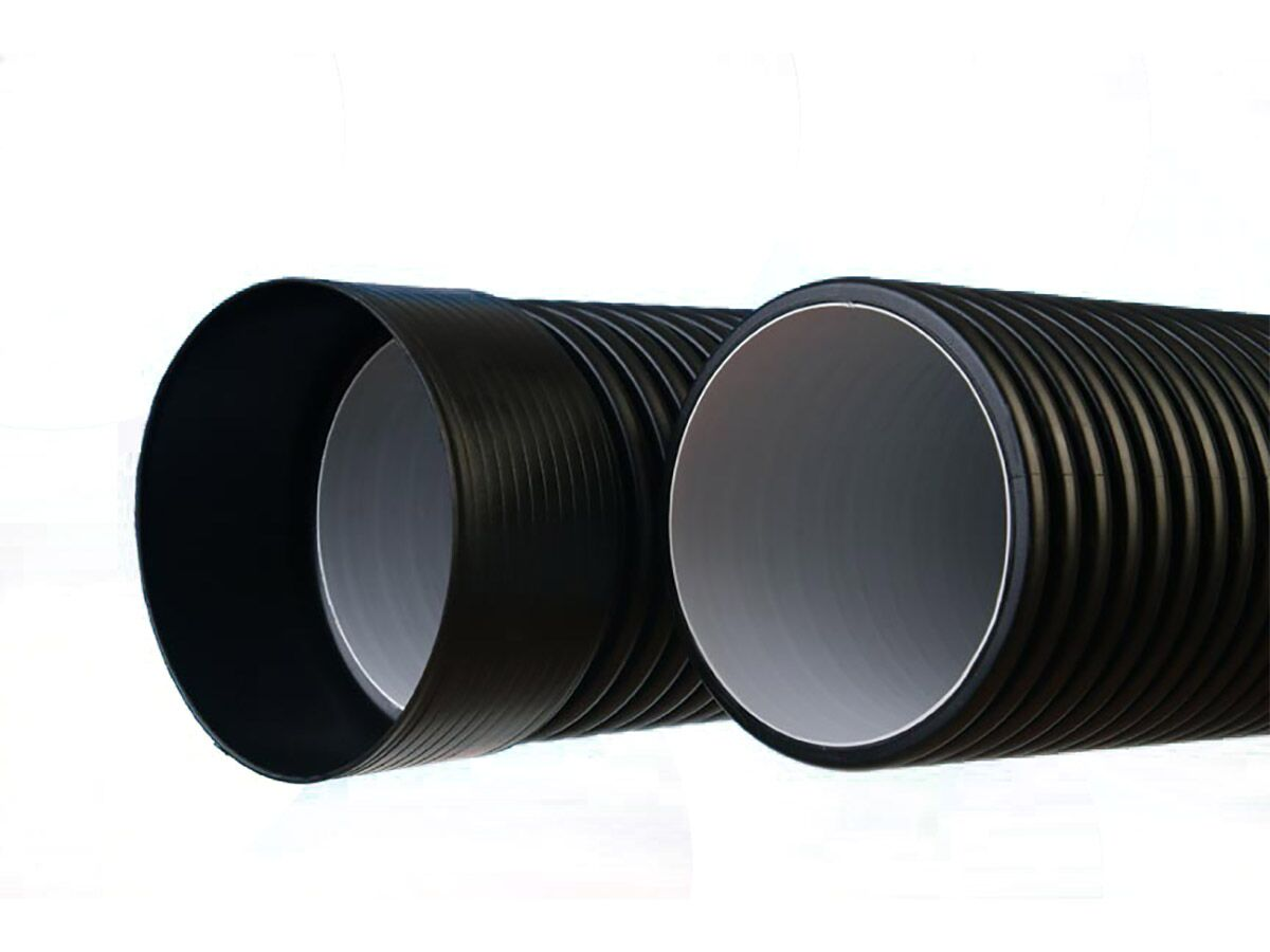Stormpro Poly Pipe SN8 300mm x 5.94mtr