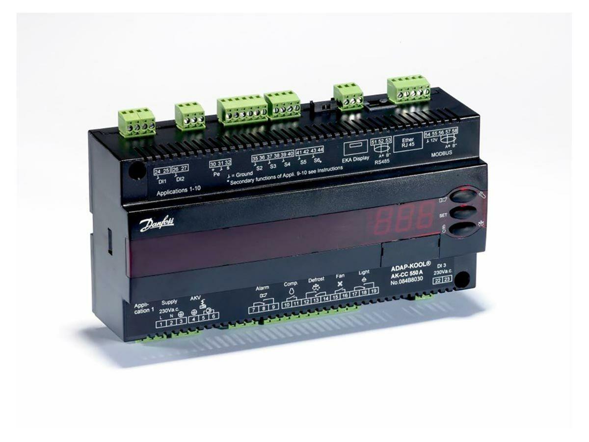 Danfoss Refrigeration Control AK-CC550A