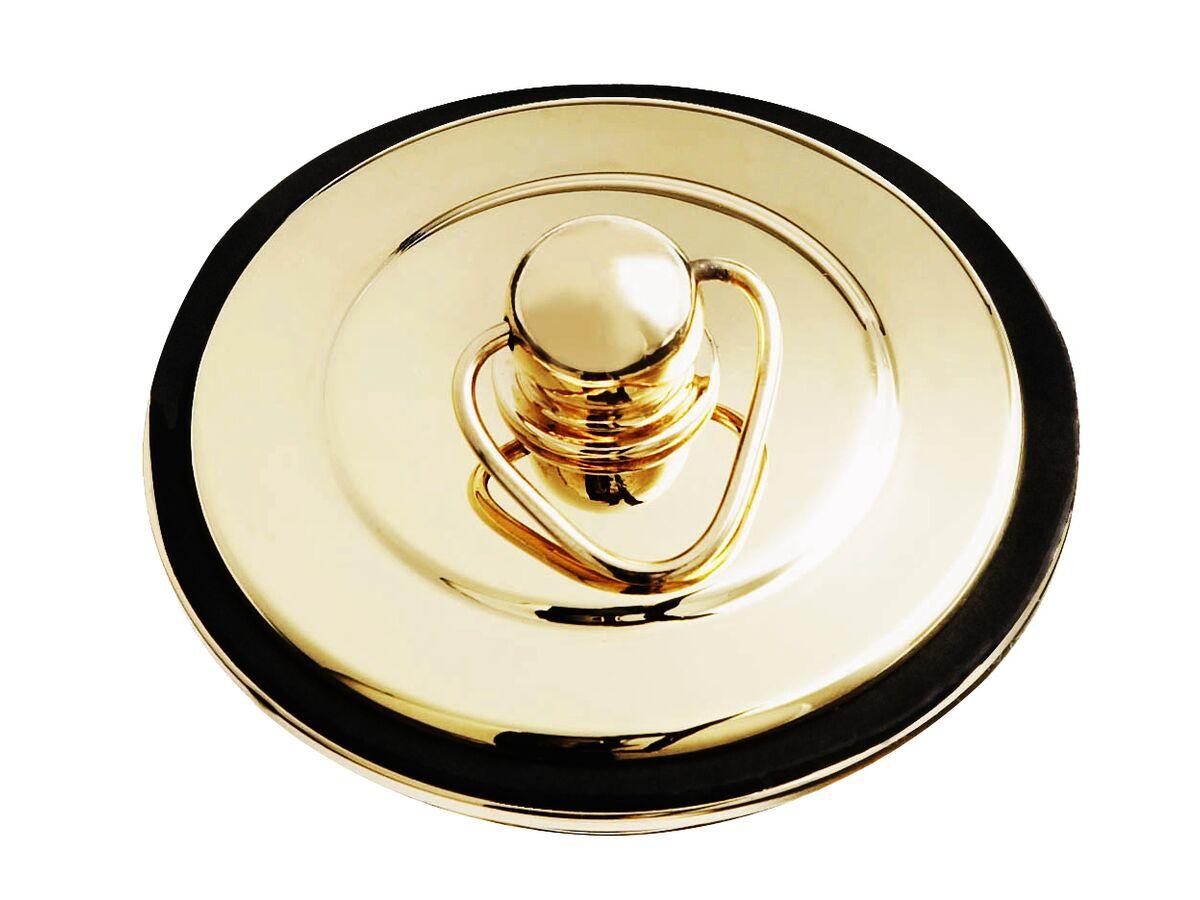 Kado Classic Plug & Waste Brass Gold