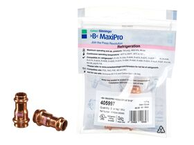 ">B< Maxipro Reducer 5/8"" x 1/2"""" Bag of 2"""