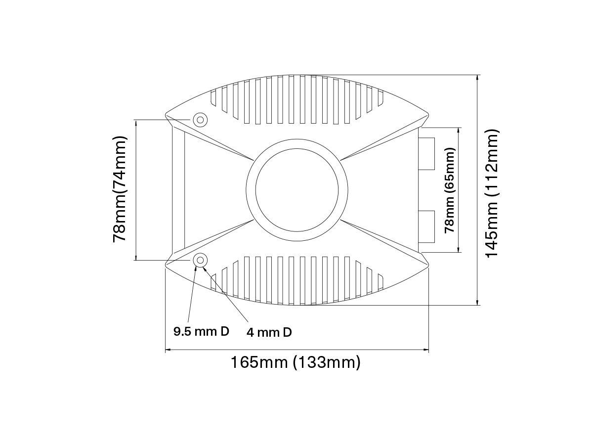 Aquatran AQO24-100 IP67 Encapsulate