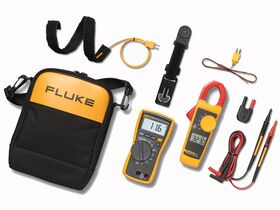 Fluke Multimeter Clamp Meter Combo Kit Fluke116/323