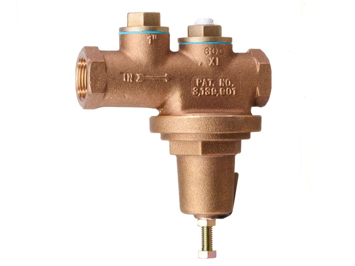 Wilkins 600HLR PRV 70mm - 800Kpa 25mm