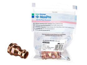 ">B< Maxipro Reducer 1 1/8"" x 3/4"""" Bag of 1"""