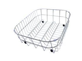 Posh Solus MK3 Sink Wire Basket Stainless Steel