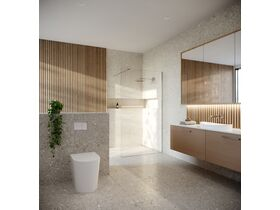 Geberit / Kado / Grohe / Milli / Issy Bathroom Setting