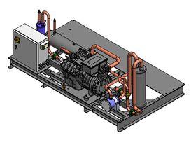 Tecumseh Semihermetic Receiver Unit SHR4623ZHR