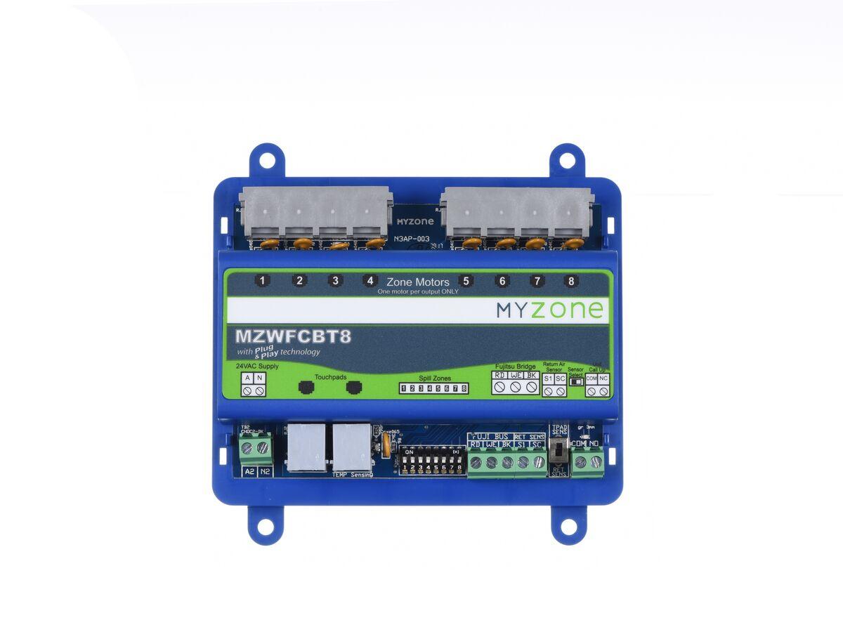 Myzone 2 1-8 Zone Control Box with Transformer