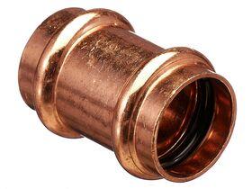 >B< Press Water Repair Coupler 25mm