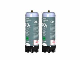 Zip CO2 Cylinder x 2