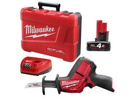Milwaukee Fuel Hackzall Kit M12 1 x 4AH