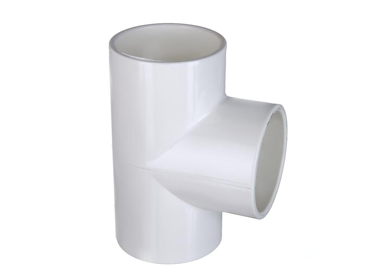 PVC Pressure Tee #19 50mm