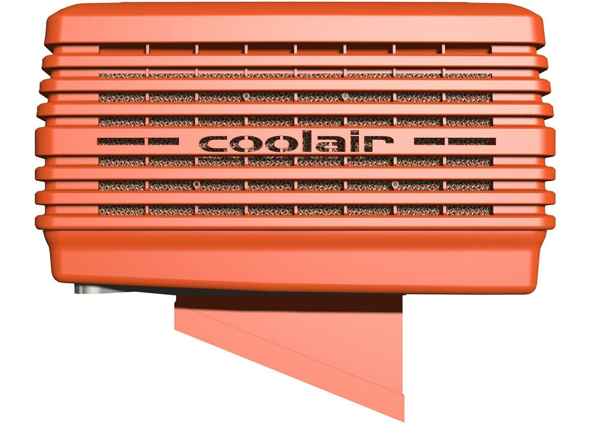 Coolair CPQ Evaporative Cooler - Terracotta Red