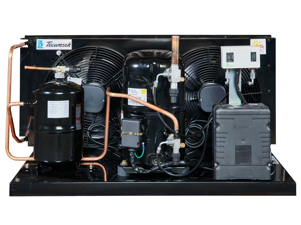 Tecumseh HTA Condensing Unit 4hp R404 LBP TAGT2516ZBR-2