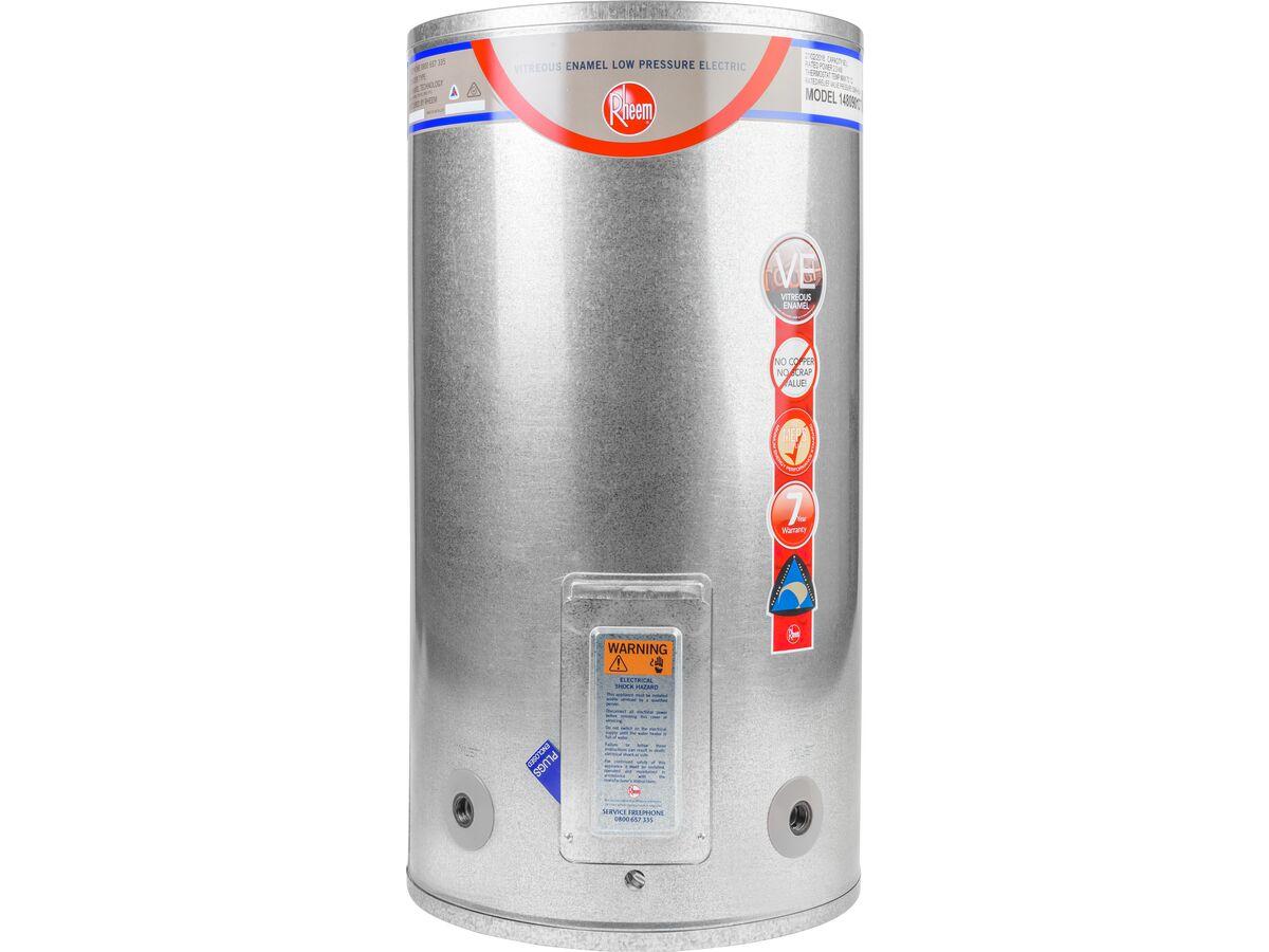 Rheem Light Pressure Ve 90 Litre 488X921H 3Kw Triple Inlet